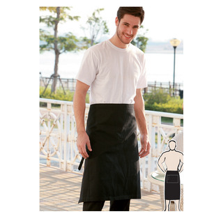 Promotional Product Three Quarter Apron with Pocket