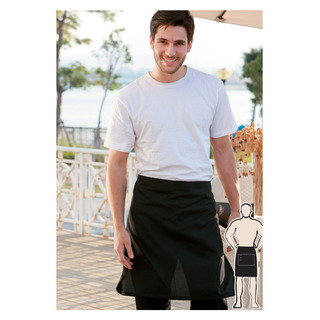 Promotional Product Half Apron with Pocket