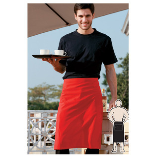 Promotional Product Three Quarter Apron with Pocket PNW