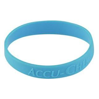 Promotional Product Embossed (Raised Image) Wristbands